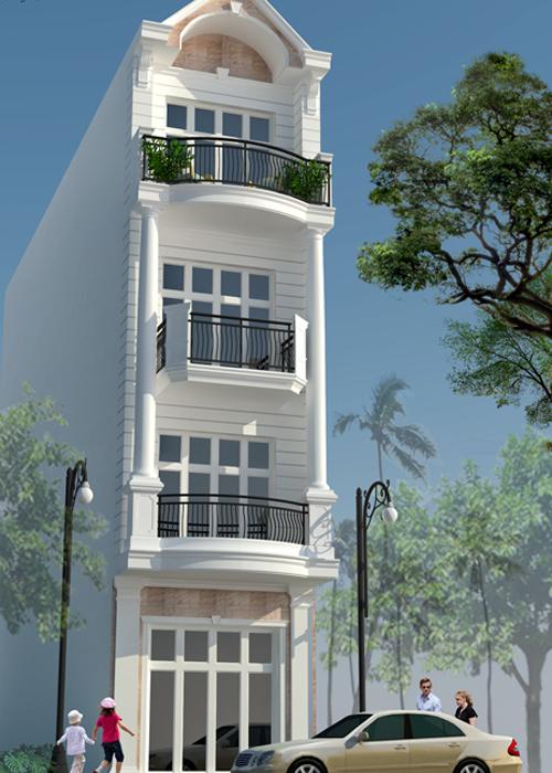 Đơn giá sửa chữa nhà 2 tầng thành nhà 4 tầng