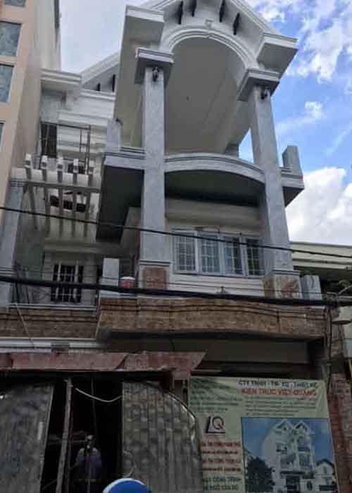 Sửa chữa nhà biệt thự nhà anh Đồng k300 Tân Bình