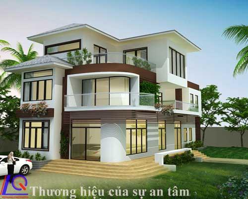 Công ty chuyên sửa chữa nhà biệt thự - Kiến Trúc Việt Quang