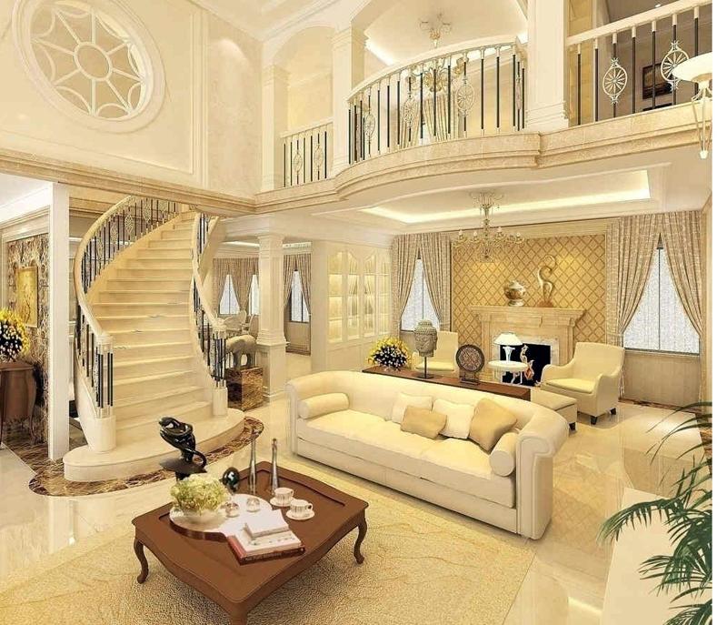 Những phong cách thiết kế nội thất biệt thự đẹp
